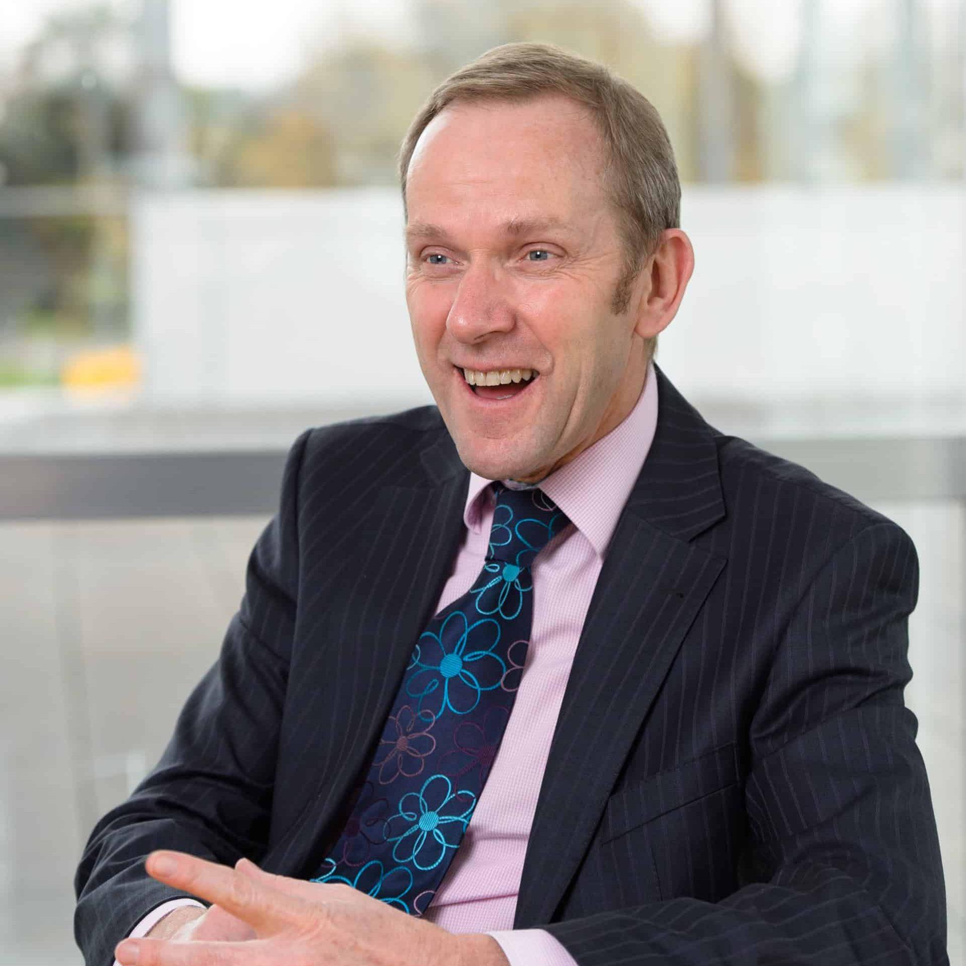 Prof Peter Browett